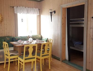 Kitchen/diningroom cottage